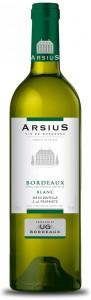 Arsius Blanc Bordeaux