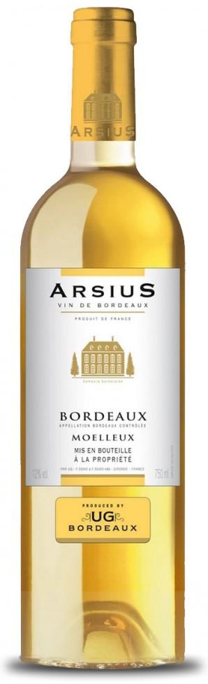 Arsius Moelleux Bordeaux