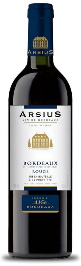 Arsius Bordeaux Rouge