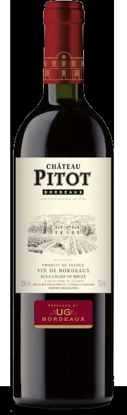 Château Pitot red wine AOC Bordeaux