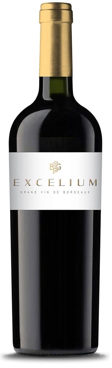 Bouteille Excelium Bordeaux Rouge