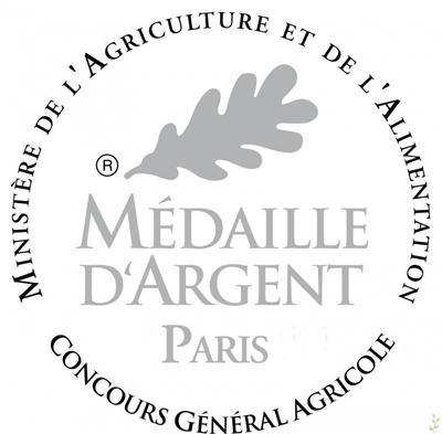 Médaille Argent CGA Paris